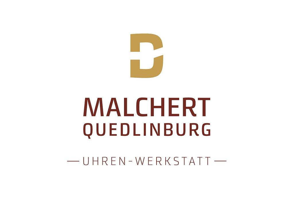 LOGODESIGN Uhrenwerkstatt DANIEL MALCHERT