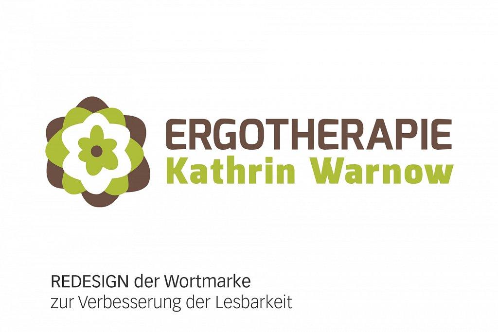 Logo ERGOTHERAPIE KATHRIN WARNOW